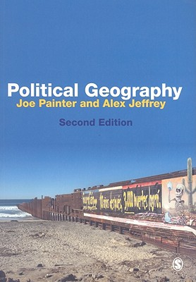 Political Geography By Painter, Joe/ Jeffrey, Alex